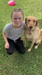 I got a dog from River's Edge for my 8 year old daughter. It was the best thing we have ever done! Our dog alerts about 10 minutes before our Dexcom goes off because she smells the drop. Our dog has been the most obedient and constant companion for my daughter. River's Edge was very easy to talk to and work with. I highly recommend them!